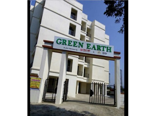 NEELAMI-Sale of Flat at New Panvel -D-404, Green Earth CHSL., 2 BHK, 820 sq ft built up, Rs.31.5 Lakh