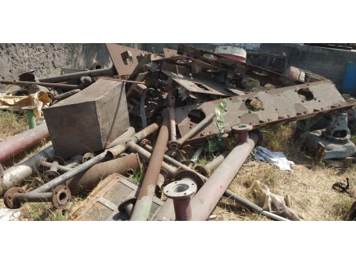 10-MS9999074 - Miscellaneous Scrap (MS/ SS/ Aluminium Mix) (3410 Kgs)