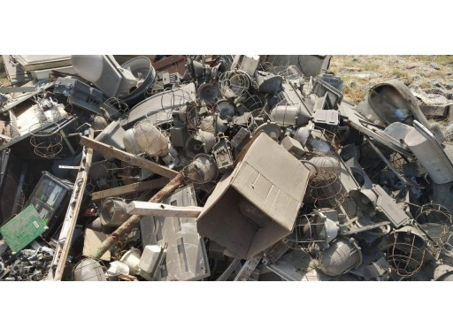 11-MS0499002 - Electric Scrap (3125 Kgs)
