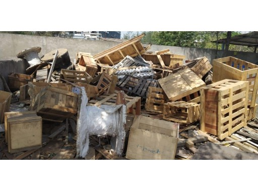 20-MS0699001 - Wood Waste Scrap (30735 Kgs)