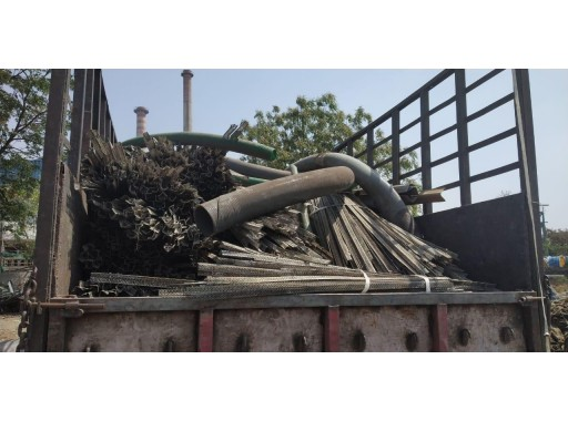 22-MS9999026 - Plastic Scrap (9800 Kgs)