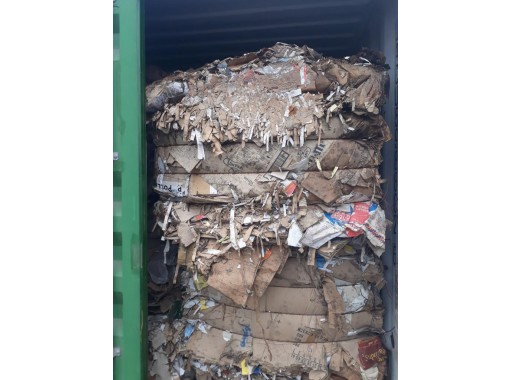 4-TTPL-30 - Waste Paper Corrugated