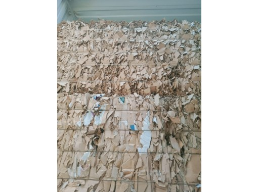 3-SMS/H-33 - Waste Paper Double Sorted Corrugated