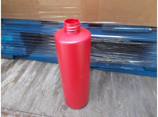 8-AMY-198 - Empty HDPE 500 ml Bottles & Pumps