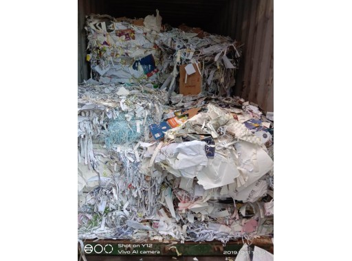 12-TTPL-37 - Waste Paper - Sorted Office Paper