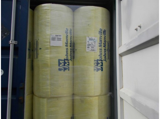 12-AMY-202 - Glass Wool