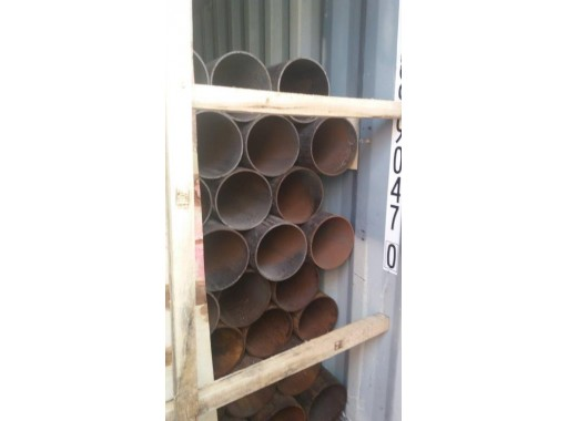 17-NE-117 - Hot Finished Seamless Alloy Steel Pipes