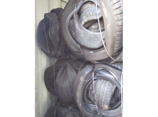 3-GPPL-24 - Used Rubber Tyre