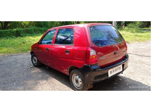 15-GIL-15 - Old Maruti Alto Car (MH-04-AW-6749) (RC book available, Transfer buyers scope)