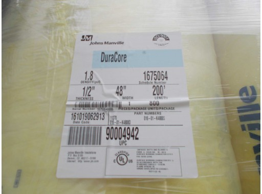 10-AMY-200 - Glass Wool