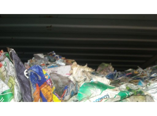 18-NE-118 - Used Tetra Pak Waste In Bales