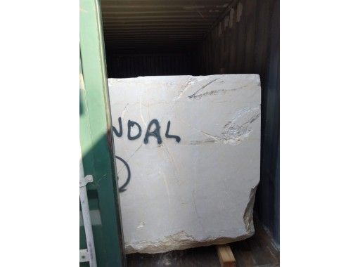 5-TGT/M-34 - Rough Marble Blocks